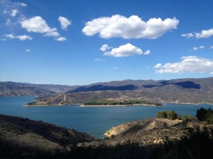 Lake Castaic Calif